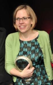 Vivienne Franzmann photo, 2008