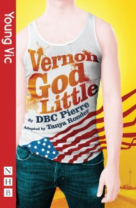 Jacket image: Vernon God Little (new edition)