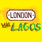 London Via Lagos festival logo