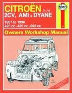 2CV Haynes Manual