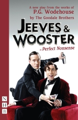 Jeeves & Wooster cover