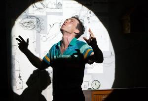 Ballyturk production image of Cillian Murphy, photographer Patrick Redmond