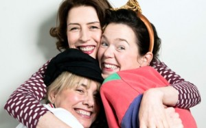 Publicity image for the Hampstead Theatre production, 2013