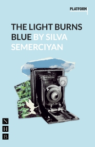 The Light Burns Blue by Silva Semerciyan