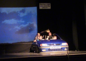 Passing Places by Stephen Greenhorn, performed by Great Child Productions