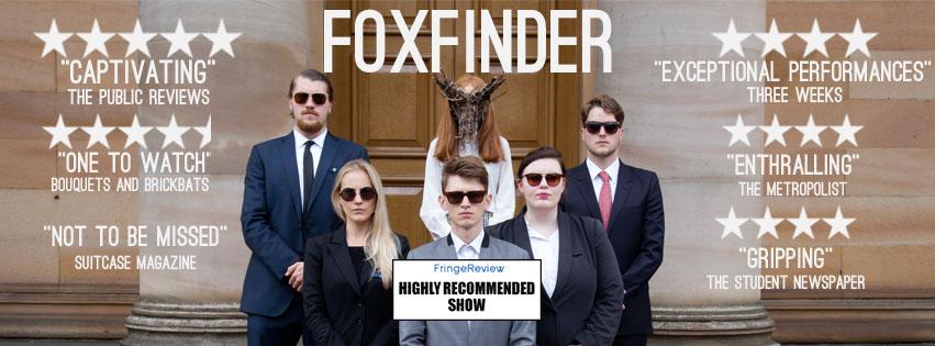 Foxfinder Banner