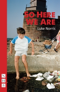 So Here We Are by Luke Norris, winner of a 2013 Judges Award