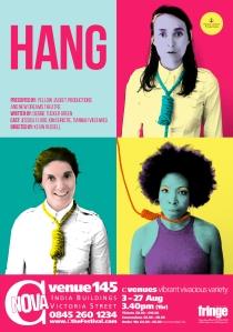 HANG A5 Flyer