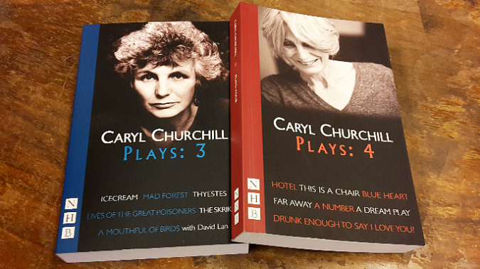 A Writer Of Protean Gifts Lucy Kirkwood On Caryl Churchill The