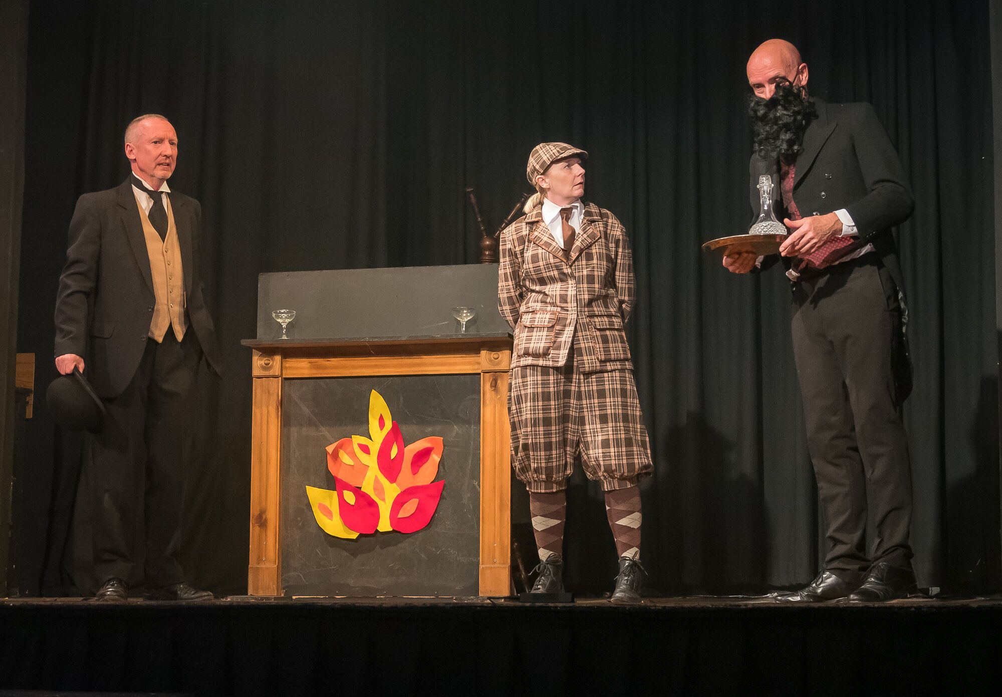 HOUND, Stockton Heath Methodist Amateur Drama Society, May 2019