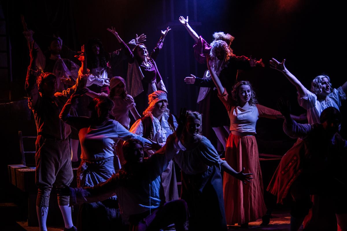 NELL GWYNN, Masquerade Theatre Company, October 2018 01